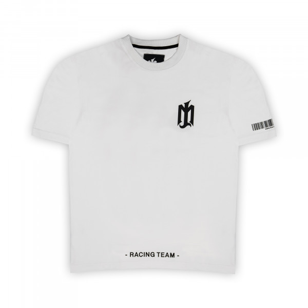 Brandlogo Shirt white